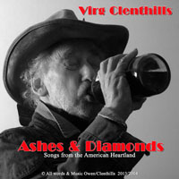 Ashes & Diamonds Front Cover