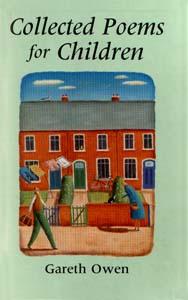 Collected Poems for Children, Cover