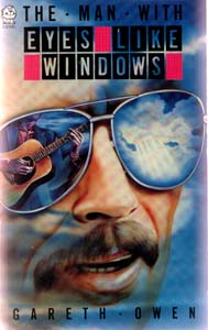 The Man with Eyes like Windows, Cover