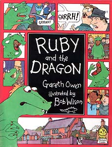 Ruby and the Dragon cover